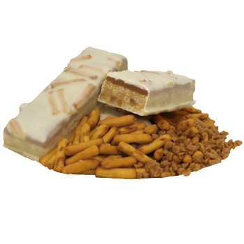 Toffee Pretzel Bar
